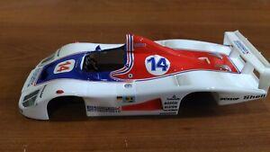 Porsche 936 #14 Essex 1/32 Spirit Slot Car Body
