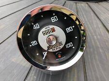 Austin Healey Sprite Mk1 Frogeye MPH Speedo  Guage 2A9067E SMITHS SN 6155/10