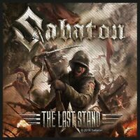 SABATON - THE LAST STAND   CD+DVD NEW!