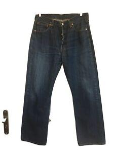 jeans levis 501 homme W34 L 32