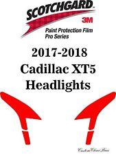 3M Scotchgard Paint Protection Film Pro Series Clear Bra 2017 2018 Cadillac CT5