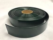 "2""x200' Ft Vinyl Patio Lawn Furniture Repair Strap Strapping - Dark Green"