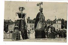 CPA Carte Postale France Douai La Famille Gayant  1924 VM35097at