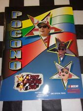 1997 Pocono 500 Collectible Program NASCAR