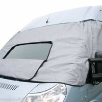 External thermal blind sunshade kit motorhome campervan windscreen cover s1509