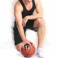 Finger Sleeve Support Protector Finger Splint Brace Guard For Basketball Black