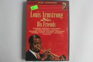 DVD Louis Armstrong - and His Friends 2004 Jazz (49908)