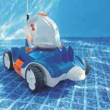 Bestway Robot de Piscine sans Fil Aspirateur de Piscine Nettoyeur de Piscine