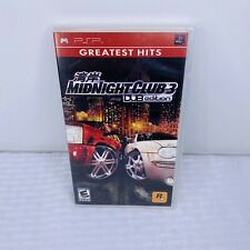 Midnight Club 3 Dub Edition PSP TESTED No Manual