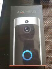 Aquarius Smart Home Video Doorbell