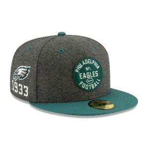 New Era 59FIFTY NFL Philadelphia Eagles Sideline Fitted Hat