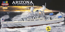 Imex Oxford U.S. Battleship Arizona BB-39 Building Set 1075 Pcs. IMX38222  MIB