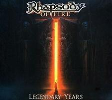 Rhapsody Of Fire - Legendary Years (NEW CD DIGI)