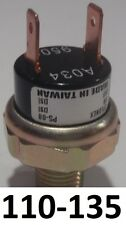 BOSS Air Pressure Switch 12V 110-135 psi for Air compressor tank