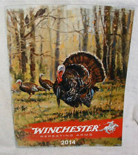 New Winchester Repeating Arms Catalog 2014