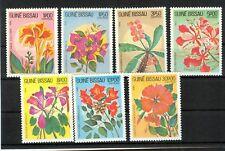 FIORI TROPICALI - TROPICAL FLOWERS GUINEA BISSAU 1983