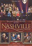 Bill and Gloria Gaither: Nashville Homecoming (DVD, 2009)