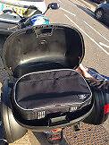 Caja Superior Bolsa Interior Bolsa De Equipaje Para Yamaha/GIVI E450