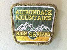 ADIRONDACK HIGH PEAKS 46er  Patch ~ ADIRONDACKS NY