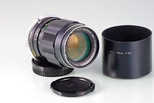 Lens Classic MINOLTA Md Mc Tele Rokkor-Qd 3.5/135mm 135 Serviced Made IN Japan