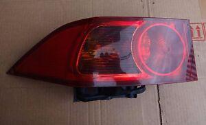 Honda Accord Acura TSX TAILLIGHT BOOTLID LEFT OUTER 33506-SEA-003 2003-2008 MK7