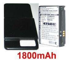 Case + battery 1800mah type ab653850ce ab653850cu for samsung omnia sgh-i900