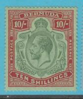 BERMUDA 53 MINT  HINGED  OG *  NO FAULTS EXTRA FINE
