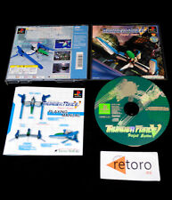 THUNDER FORCE V 5 PERFECT SYSTEM playstation PSX Play Station PS1 JAPONES