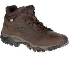 Merrell Mens Moab Adventure Mid Waterproof Walking Hiking Boots Size 7-14