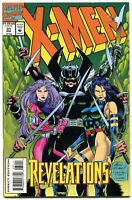 X-Men 31 NM 9.2 Marvel Volume 1 1994 Fabian Nicieza Andy Kubert