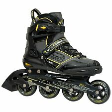 Roller Derby Aerio Q-60 Inline Skates (Black / Men's / 11 Size)