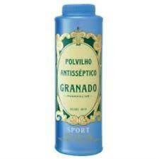 Granado Polvilho antisséptico Sport 100g- Antiseptic Powder