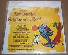 Zero Mostel FIDDLER ON THE ROOF - RCA LSO-1093 (Reissue) SEALED