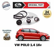 FOR VW VOLKSWAGEN POLO 1.4 16v 1.6 16v GTI 1996--> TIMING CAM BELT KIT