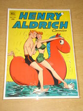HENRY ALDRICH #12 VF- (7.5) DELL COMICS JUNE 1952