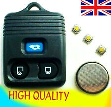 FORD TRANSIT MK6 CONNECT 2000-2006 3 button Remote Key Fob Case Full Repair Kit