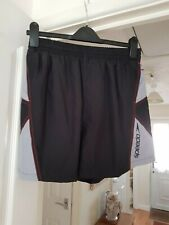 Men's Black Speedo Swim Shorts, Size M, VGC