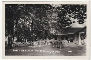 Altlengbach,Cfe -Restauration-Pension Am Hart,1935 gelaufen