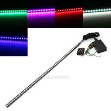 7 Color 48 LED RGB Flash Car Strobe Knight Rider Kit Light Strip HOT