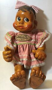 1993 Naber Wild Wood Baby Dolli numbered #2. Well taken care of