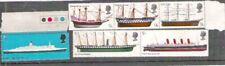 GB BRITISH SHIPS STAMPS 1969 6 Unmounted Mint Set SG 1778-1783 5d Traffic light!