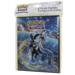 Sun & Moon A5 4 pocket portfolio binder. Pokemon Silvally Buzzwole
