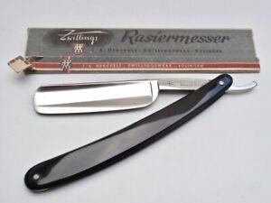 TOP ZWILLING J.A HENCKELS, Vintage Rasiermesser Straight Razor #72 1/2 Solingen!