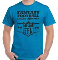 Fantasy Football Champion Sports Draft Team Mens T-Shirts T Shirts Tees Tshirt