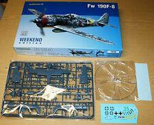 Fw 190 F-8 von Eduard 1/72 WeekEnd