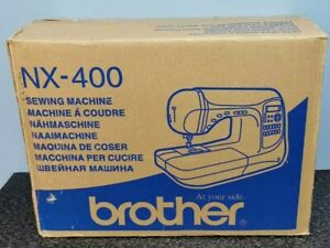 Brother NX-400 Sewing Machine New in Box