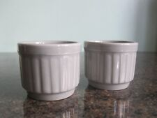 Biltons - Egg Cups - Set of 2 - Pale Blue/Grey