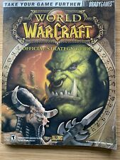 World of Warcraft: Official Strategy Guide Brady Games 2004