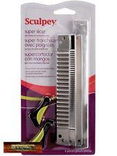 M00021 MOREZMORE Sculpey Super Slicer Set 4 Blades Polymer Clay Tool T20