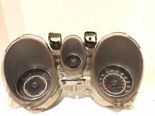 71 72 73 Ford Mustang Instrument Gauge Cluster Speedometer w/ Dash Bezel Trim
